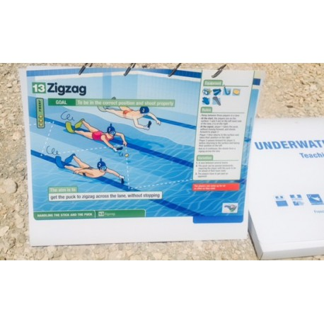 The underwater games, the teaching pack