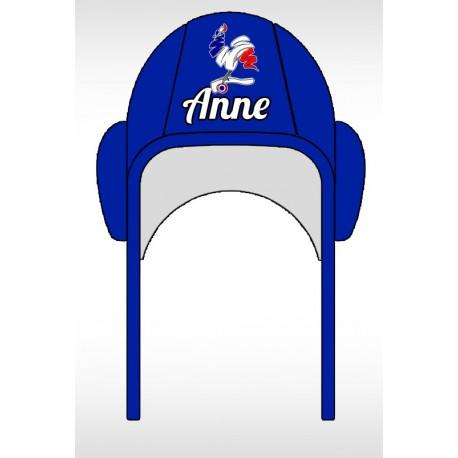 """Paire de bonnets personnalisés """"France"""""""